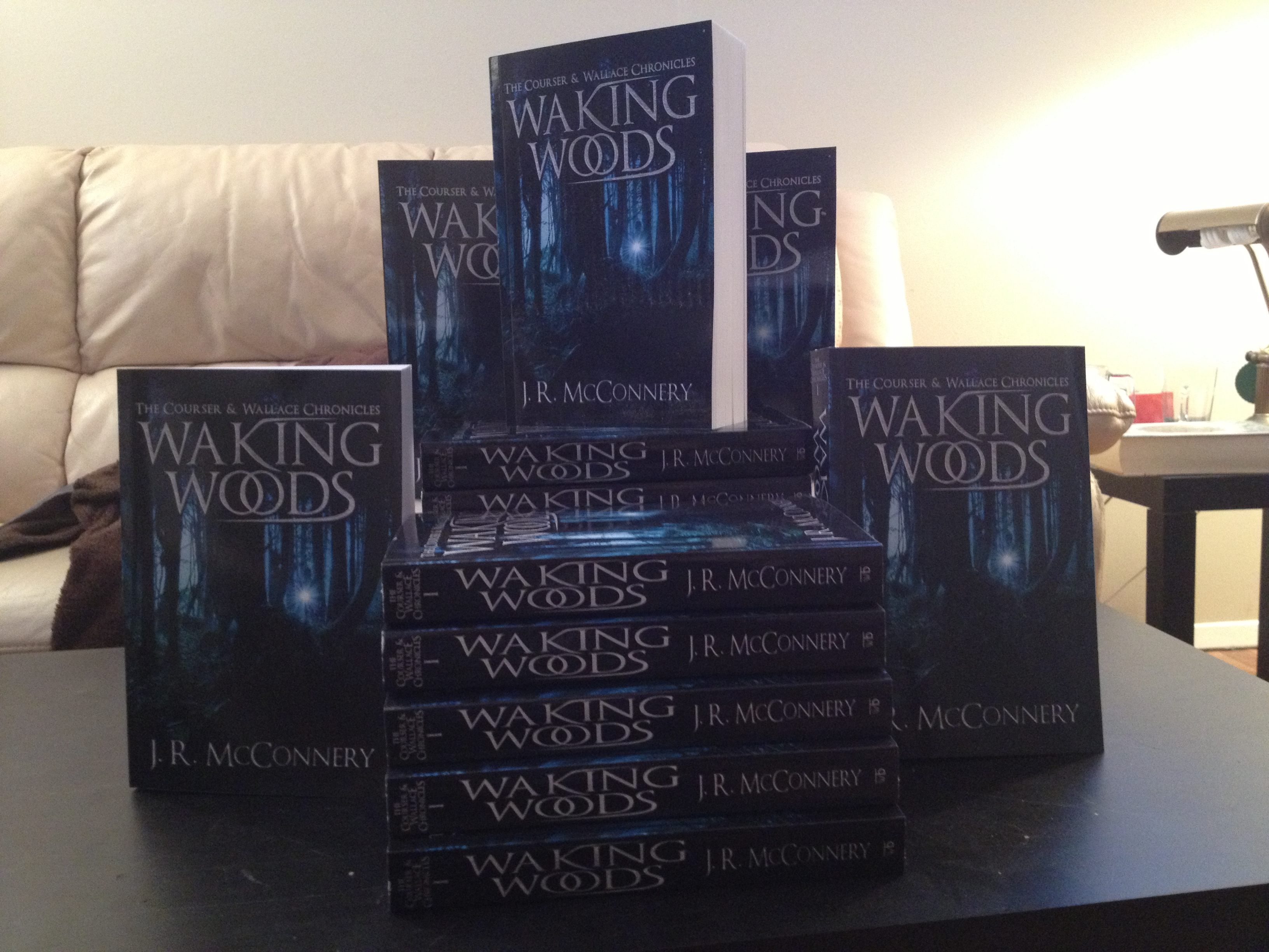 Waking Woods (The Courser & Wallace Chronicles Book 1)