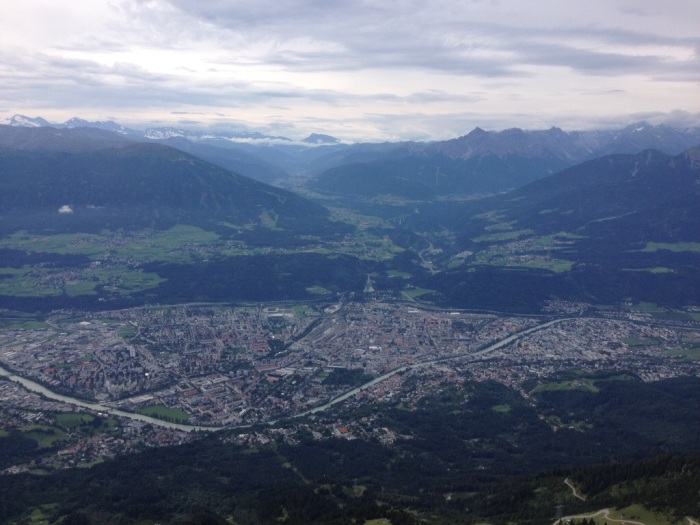 Day 20 – Insights (and Outsights) in Innsbruck